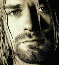 Cobain experienced degenerative relationships