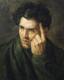 Byron, mad, bad and dangerous to know (but quite cool with it probably)