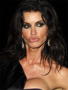 Janice Dickinson: this is how Pluto in Leo wants to look: age 55!